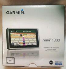 Garmin Nuvi 1300 4.3-Inch Widescreen Ultra Thin Portable GPS Navigator NOB