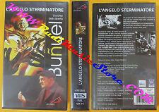 VHS film L'ANGELO STERMINATORE sigillata Bunuel SAN PAOLO GR 74 (F136) no dvd