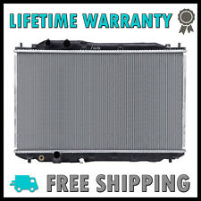 2927 New Radiator for Honda Civic Si 2006 - 2011 2.0 L4 Mugen Lifetime Warranty