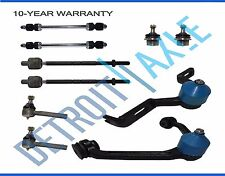 New 10pc Complete Front Suspension Kit for Ford Explorer - 2-Piece Design ONLY