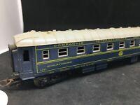 JOUEF :  HO wagon lit CIWL N°5697