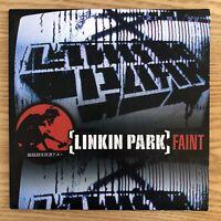 "Linkin Park - Faint 7"" Picture Disc Vinyl - Never played"