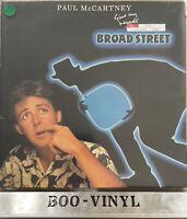 PAUL McCARTNEY - Give My Regards To Broad Street - Gatefold Vinyl LP VG+ / NM