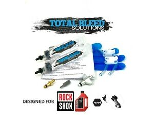 * TBS Bleed Service Kit for RockShox Reverb 1X Seatpost * Total Bleed Solutions