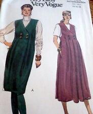 *NEW MATERNITY JUMPER Sewing Pattern 14-16-18 UNCUT