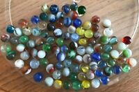 Antique Marbles ~Vintage Swirl, Glass and many others!! Family marbles (99)