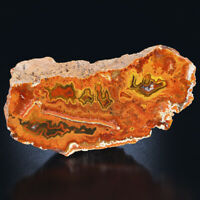 Vein AGATE from Agouim area, High Atlas Mts. Morocco moroccan seam achat