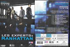 LES EXPERTS : MANHATTAN - SAISON 1 EPISODES 1 à 12 (COFFRET 3 DVD ) GARY SINISE