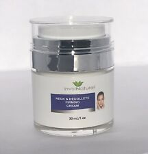 Neck & Deollette Firming Cream 1 Oz. Invisi Natural     Amazing Results!