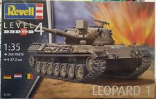 Revell 1/35 Leopard 1 Plastic Model Kit 03240