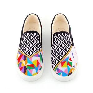 Inkkas Blake - Vegan Slip On Sneaker Ethical, Durable Unisex Flats
