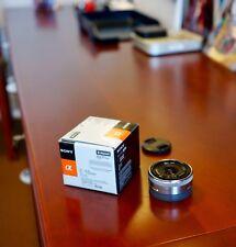 Sony SEL 16mm f/2.8 AF Lens E-mount