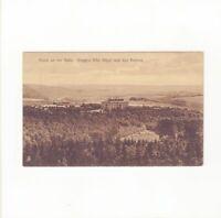 AK Ansichtskarte Essen an der Ruhr / Krupp Villa Hügel und das Ruhrtal - 1911