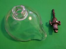 Vintage KitchenAid Hobart Juice Reamer Attachment Glass Bowl + NO REAMER (L26)