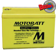 AJS Regal Raptor DD 50 E 2004 CB4L-B GM4-3B Motobatt Motorcycle Battery Upgrade