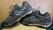 Men's THE NORTH FACE Waterproof Hiking Shoes Vibram Low Top 9.5
