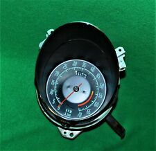 🔥 68 69 70 71 CORVETTE TACHOMETER 5600 REDLINE ORIGINAL SURVIVOR GREEN FACE
