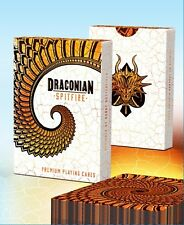 Draconian Spitfire Deck Playing Cards Brand New
