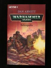 Warhammer 40 000. Necropolis Von Dan Abnett (2005, Libro de Bolsillo)