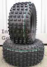 ATV Quad Kinderquad Geländereifen 2x 16x8-7 16x8.00-7 HAKUBA P319 4PR NEU