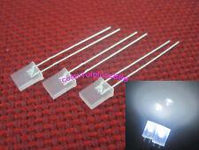 1000pcs 2x5x7mm White Diffused Led Rectangle Rectangular Leds Light Bulb New
