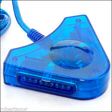 ADATTATORE CONVERTITORE JOYSTICK JOYPAD PLAYSTATION PER PC NOTEBOOK USB PS2