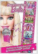 Barbie Sing-Along [DVD], DVDs