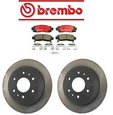 Buick Rainer 2006-2007 V8 5.3L Brembo Rear Brake Kit with Rotors and Pads
