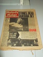 MELODY MAKER 1976 JULY 3 JOHNNY MERCER KNEBWORTH AND WEMBLEY FESTIVALS