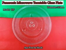 Panasonic Microwave Oven Glass Turntable Plate Platter 315 mm  (A116) Brand New