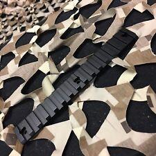 New Custom Products Cp Tactical Paintball Medium Bolt on Picatinny Rail - Black