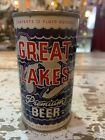 Great Lakes Beer Can Flat Top