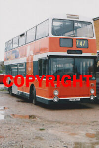 Bus Photo - ex GM Buses North 4062 BVR62T Leyland Fleetline