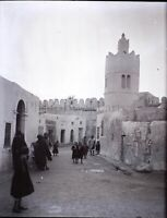 MAGHREB Maroc Algérie Tunisie c1900,NEGATIF Photo Plaque Verre VR9L2n3