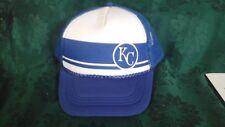 KC Kansas City Royals Hat Cap KCPL SGA SNAPBACK MESH Blue White Adjustable PROMO