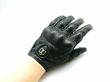 Icon Pursuit Perforated Gloves Sheep Skin Leather Motorcycle Riding Glove