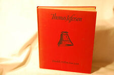 """Thomas Jefferson"" Hendrik Willem Van Loon Dodd Mead 1st Edition 1943 Book"