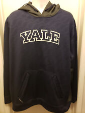 Yale New Nike College Pullover Hoodie Mens 2XL
