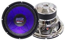 "NEW 12"" DVC SubWoofer Speaker.dual 4ohm voice coil.twelve inch bass sub.Car.12in"