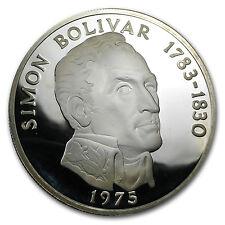 1971-1979 Panama Silver 20 Balboas AU/UNC/PF (ASW 3.854) - SKU #11471