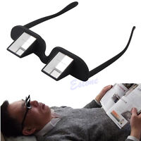 HD Bed Prism Spectacles Horizontal Lazy periscope view Glasses Reading Watch TV