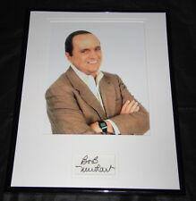 Bob Newhart Signed Framed 11x14 Photo Display