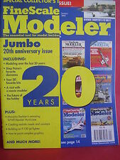 FINESCALE MODELER JANUARY 2002 COLLECTORS ISSUE MOVIE MODELER STAR WARS SABRE F1