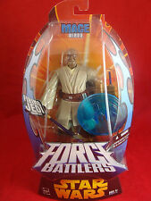 Star Wars Force Battlers Mace Windu w/ firing Jedi Gauntlet Action Figure