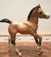 BREYER CLASSIC SPIRIT KIGER FAMILY ACTION, FOAL #751104 2002