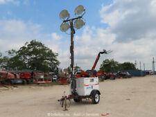 2012 Magnum Mlt3060 Towable Light Tower Generator Kubota Genset -Parts/Repair