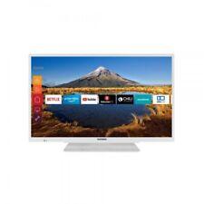 Telefunken XF32G511-W LED-Fernseher 81cm 32 Zoll Full HD Smart TV 600Hz DVB-T2/C