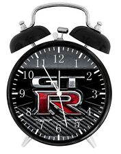 Nissan GTR Super Car Alarm Desk Clock Home Decor F116 Nice Gift