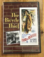 The Bicycle Thief Dvd Vittorio De Sica Image Entertainment Good Condition