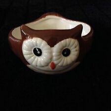 Better Homes and Gardens Woodland Owl Bowl - Heritage Collection